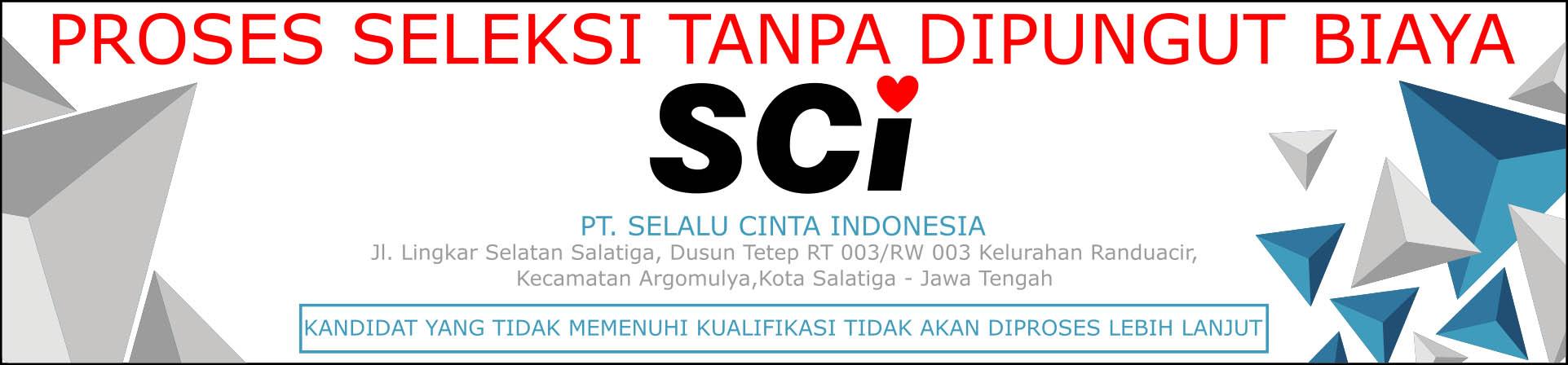 Pt Selalu Cinta Indonesia